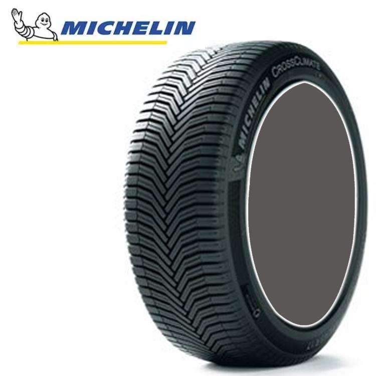19インチ 255/55R19 111W XL 4本 オールシーズンタイヤ ミシュラン ミシュラン クロスクライメート SUV MICHELIN MICHELIN CROSSCLIMATE SUV