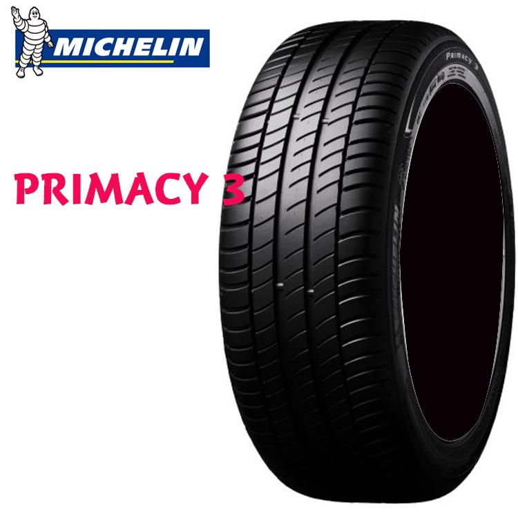 18インチ 225/45R18 95W XL 4本 サマータイヤ ミシュラン プライマシー3 チューブレスタイプ MICHELIN PRIMACY 3 個人宅追加金有