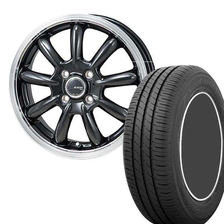 195/55R16 195 55 16 ナノエナジー3プラス 3+ TOYO トーヨー タイヤ ホイール セット モンツァジャパン JP スタイル バーニー 1本 16インチ 5H114.3 6.5J JP STYLE Bany