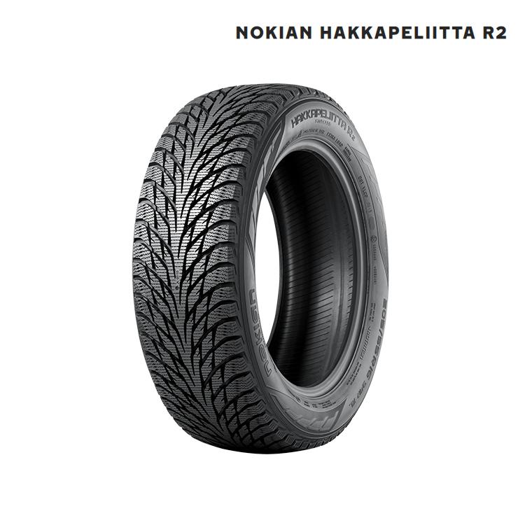 スタッドレスタイヤ ノキアン 18インチ 4本 245/45R18 ハッカペリッタ スタットレス Nokian Hakkapeliitta R2