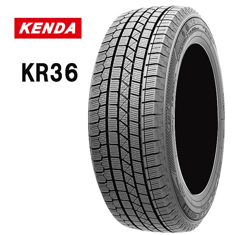 15インチ 165/55R15 75Q 4本 1台分セット 輸入 スタッドレスタイヤ ケンダ 冬用 KENDA KR36