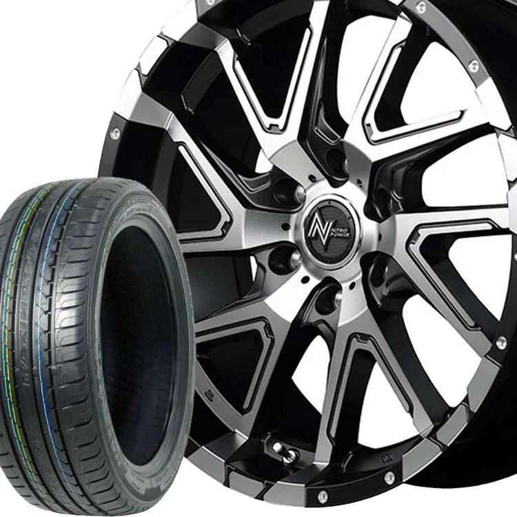 品質が ハイエース用 16インチ 特選輸入タイヤ 4本 セット 215 6H139.7/65R16 4本/ タイヤ ホイール セット ナイトロパワー デリンジャー 6H139.7 6.5J+38 MID, 神崎郡:5a558bb9 --- easassoinfo.bsagroup.fr