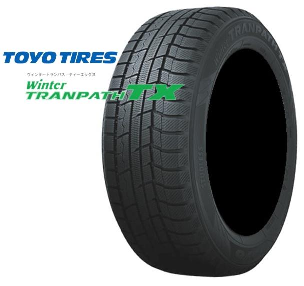 スタッドレス タイヤ トーヨー タイヤ 17インチ 4本 215/55R17 215 55 17 ウィンタートランパス TX 冬 スタットレスTOYO TIRES WINTER TRANPATH TX