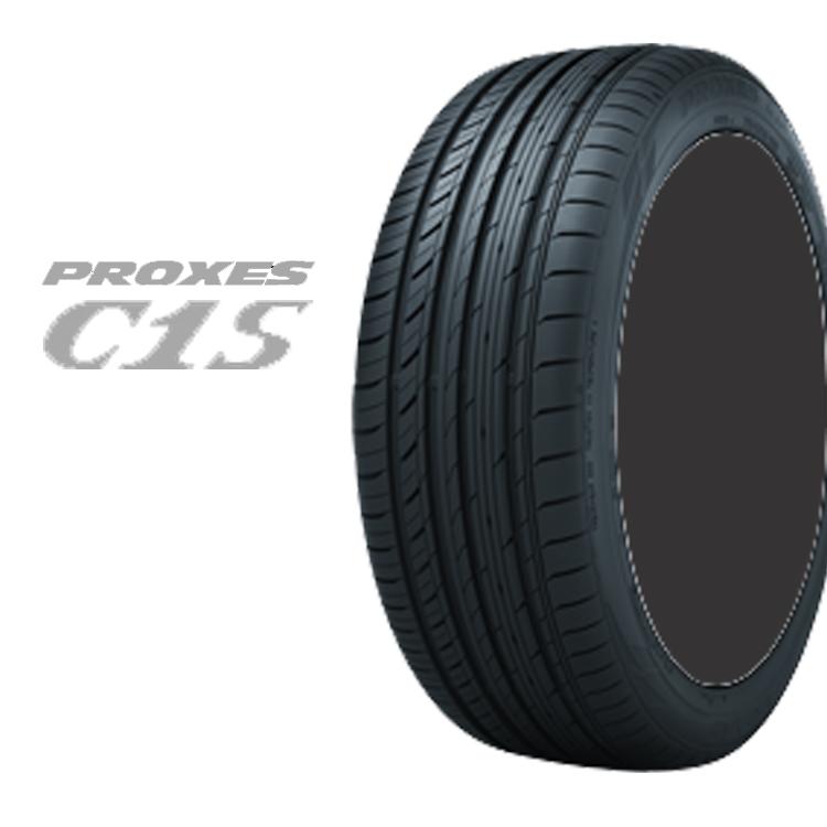 18インチ 225/50R18 95W 2本 夏 サマータイヤ トーヨー プロクセスC1S TOYO PROXES C1S