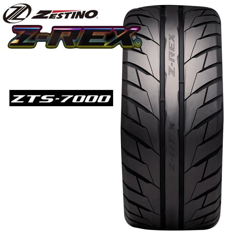 17インチ 255/40R17 2本 ゼスティノ Z-REX ZTS-7000 夏 サマー スポーツタイヤ ゼットレックス ZTS7000 ZESTINO