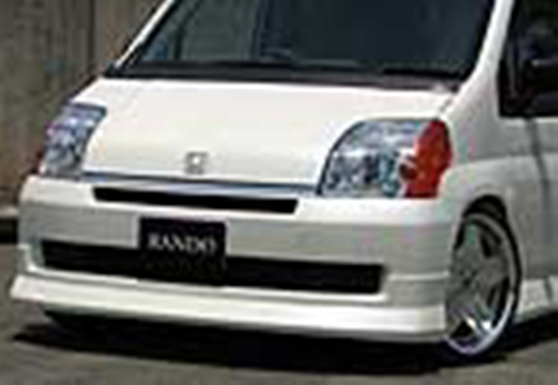 乱人 モビリオ 前期 フロントハーフスポイラー 未塗装 RANDO RANDO Style