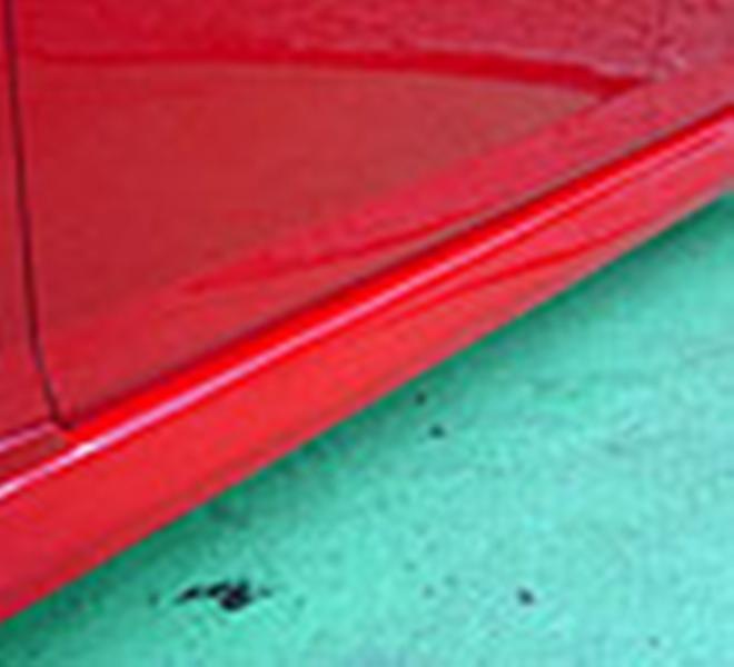 乱人 フィット GD系 サイドステップ 未塗装 RANDO RANDO Style