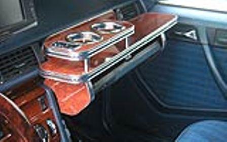 乱人 メルセデス・ベンツ W124 ダッシュボードテーブル RANDO 乱人流