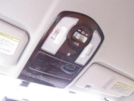 セカンドステージ プリウス 30系 オーバーヘッドコンソールパネル 標準車 SecondStage
