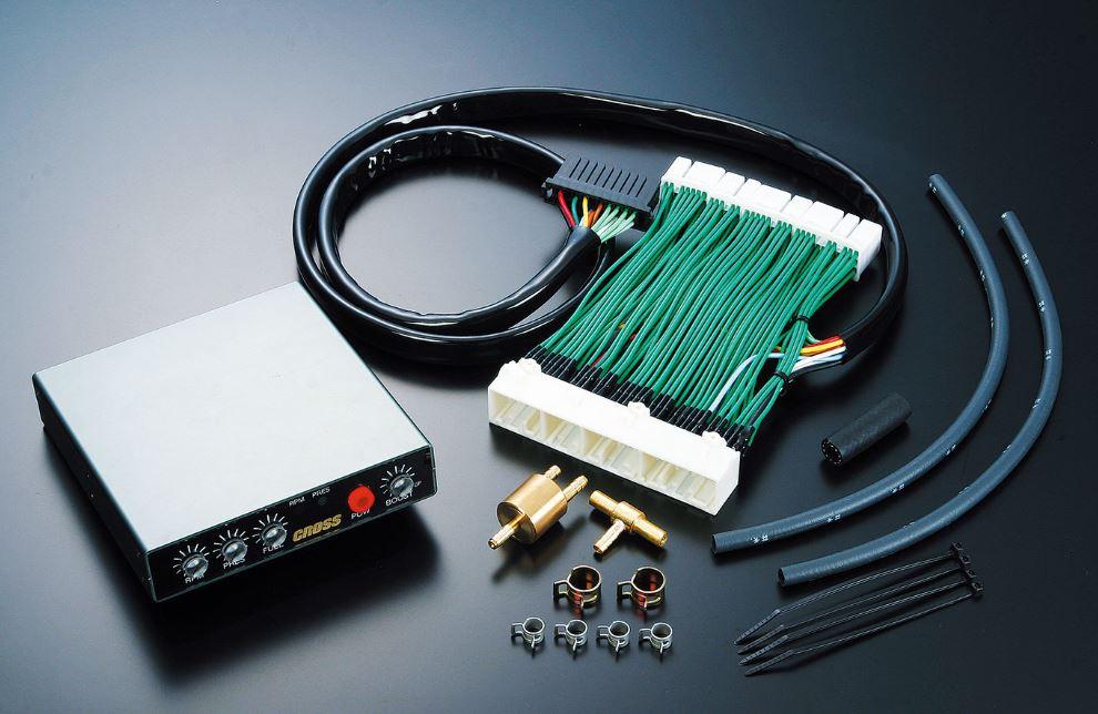 TAKE OFF ミラ ミラジーノ L700S L710S パーフェクトドライブ ECU/4段カプラー/配線カット PFD0091 テイクオフ 配送先条件有り