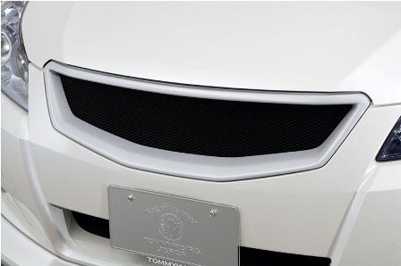 ROWEN ロウェン レガシィツーリングワゴン BR9 A~C型 フロントグリル フェイス2(ネットタイプ) 塗装済 プレミアム PREMIUM1S001C01# トミーカイラ