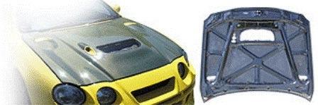 VARIS バリス セリカ ST205 GT-Four ライトウェイトカーボンボンネット カーボン VBTO-003