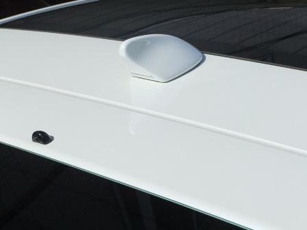 VABスポーツ VAB SPORT プリウス ZVW30 アンテナカバー Ver.1 FRP 未塗装