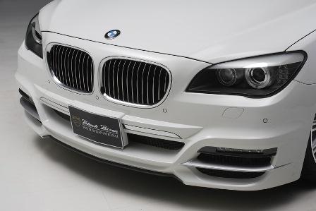 WALD ヴァルド Sports Line Black Bison Edition BMW F01 02 03 04 7シリーズ フロントバンパースポイラー FRP製