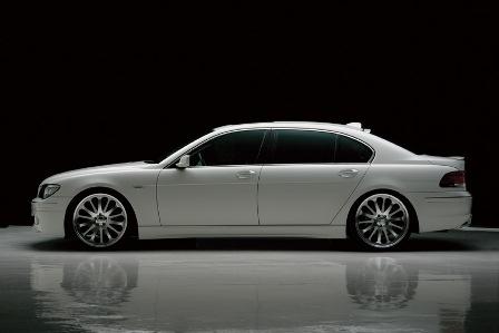 WALD ヴァルド Sports Line BMW E65 66 7シリーズ サイドステップ FRP製 お年賀 新築祝 プレゼント お年始