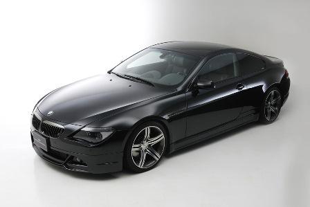 WALD ヴァルド Sports Line BMW E63 64 6シリーズ 3点キット