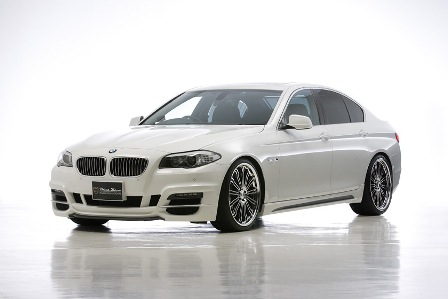 WALD ヴァルド Sports Line Black Bison Edition BMW F10 5シリーズ 3点キット