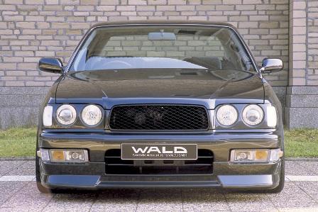 WALD ヴァルド Sports Line EXCHANGE セドリック Y33型 GT 前期 後期 フロントスポイラー FRP製