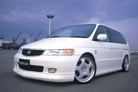WALD ヴァルド Executive Line EXCHANGE ラグレイト RL 1st EDITION 3点キット FRP製