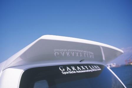 WALD ヴァルド GARAXY LINE EXCHANGE ギャラクシーライン EXCHANGE リアウィング 未塗装 ワゴンR RR MC11S 12S 21S 22S