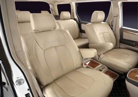 XANADU ザナドゥー ノア AZR60G 65G  ニューシートカバー シートカバー