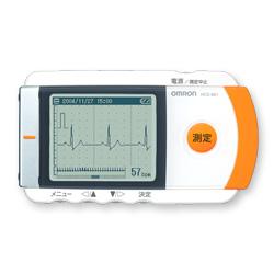 【送料無料】オムロン 携帯心電計 HCG-801【smtb-k】【w2】  05P26Mar16