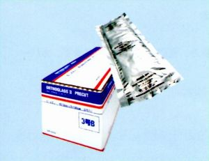 シグマックス オルソグラスII プリカット 4号A 10.0cm× 40.0cm 5枚入 ギプス