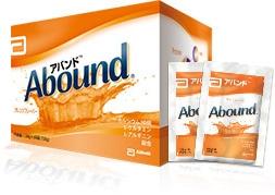【あす楽対応】【送料無料】アボットジャパン アバンド(abound) オレンジフレーバー 1箱(24g×30袋)【栄養補助食品】アミノ酸 HMB配合《正規販売代理店》