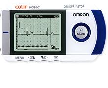 【送料無料】オムロン 携帯心電図計 HCG-901 医療用【smtb-k】【w2】