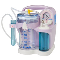【送料無料】新鋭工業 電動鼻水吸引器 パワースマイル KS-700 鼻水吸引機(電動鼻水吸引) 05P03Sep16