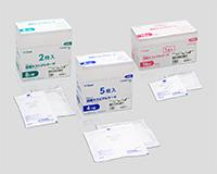 オオサキメディカル 滅菌ホスピタルガーゼTS  TS8-1 30cm×30cm 8ツ折 1枚入(100袋)11270