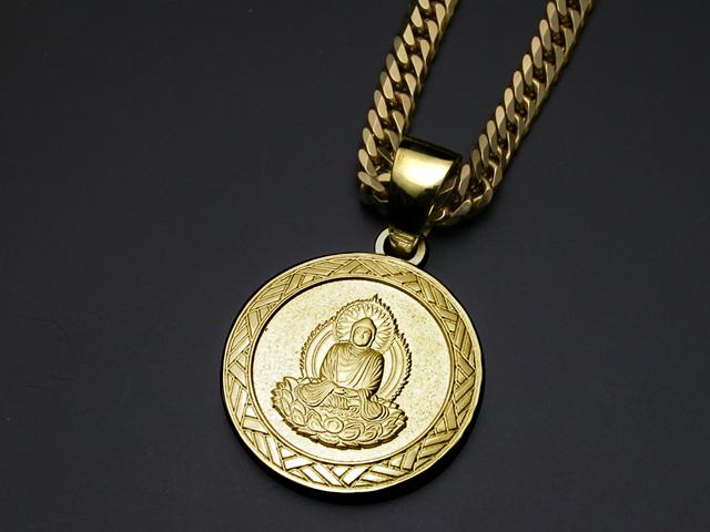 Horigin rakuten global market amida buddha pendant and 18 karat horigin rakuten global market amida buddha pendant and 18 karat gold gold mozeypictures Images