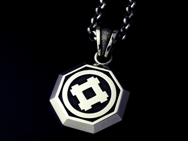 octagon resize octo necklace products pendant mercurial nyc