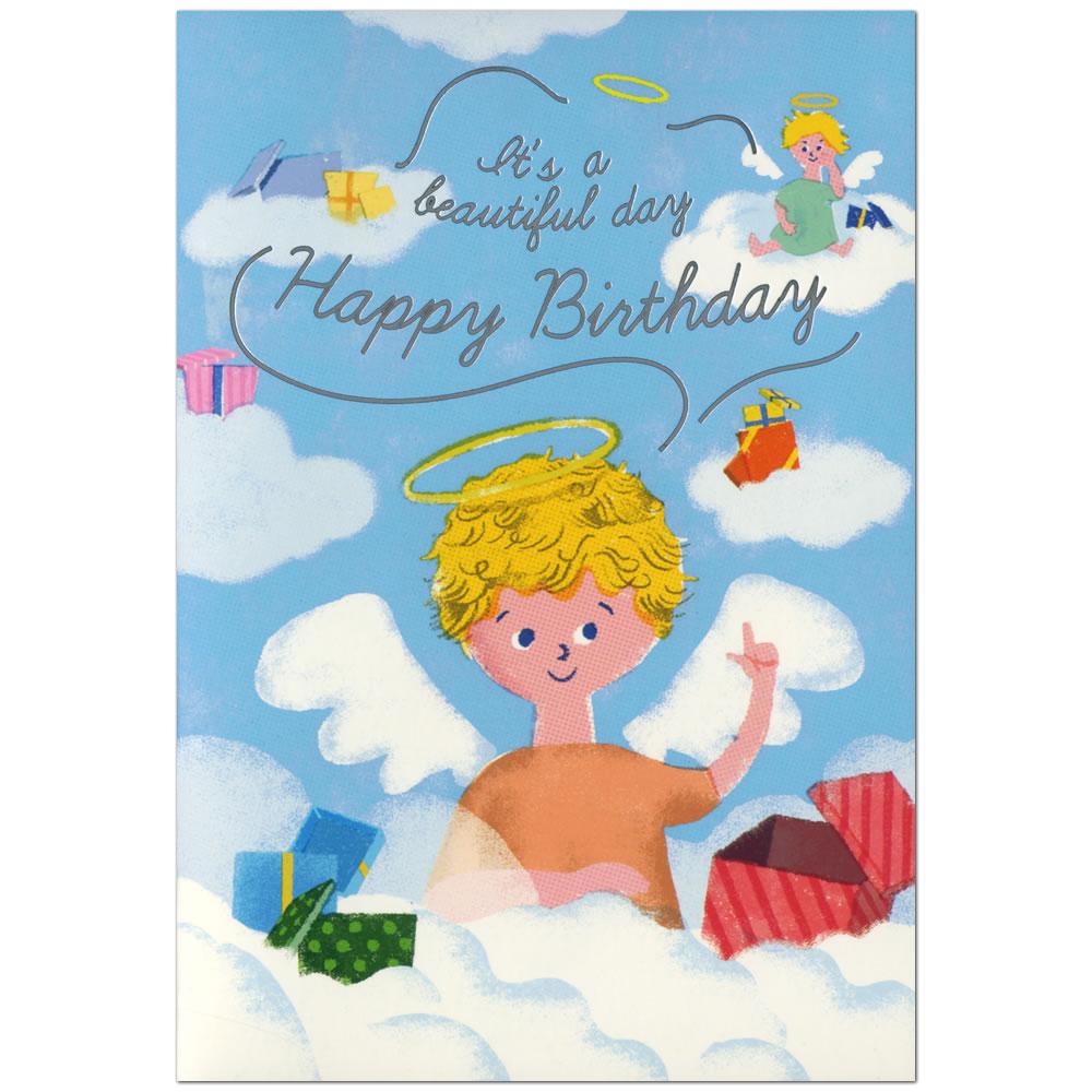 Ashiya Hori Mansho Do Rakuten Global Market Music Card Angel B88