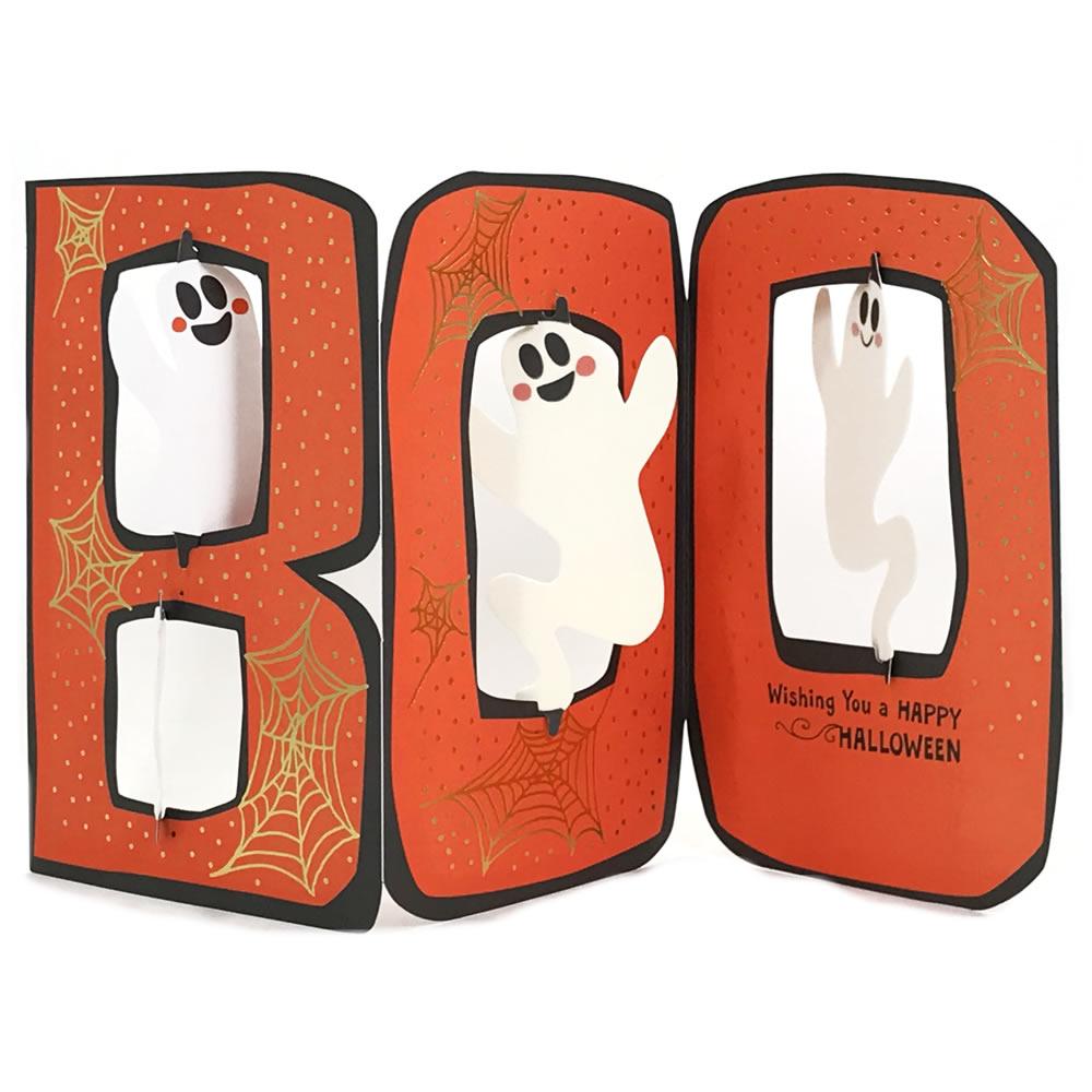Ashiya Hori Mansho Do Halloween Card Ghost Dap 746 919 Autumn
