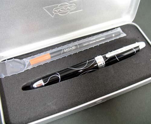 【7/30はP3倍】 ACME(アクメ)ローラーボールペン PYSK01 R