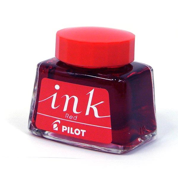 试点 / 试点油墨 30 毫升颜色: 红色墨水-30-R 总书记为油墨 02P20Nov15