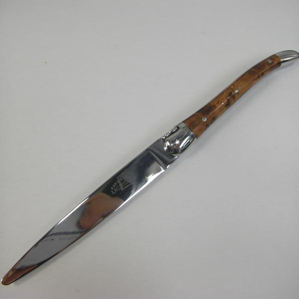 ライヨール【LAGIOLE】ペーパーナイフ このてがしわ CPP2MINTH レターオープナー