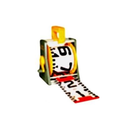 R10B30M リボンロッド ケース入り 工事 現場 撮影 巻尺 記録 測定 事故 災害 スポーツ 記録 証明用 両サイド100E-2(ケース入)