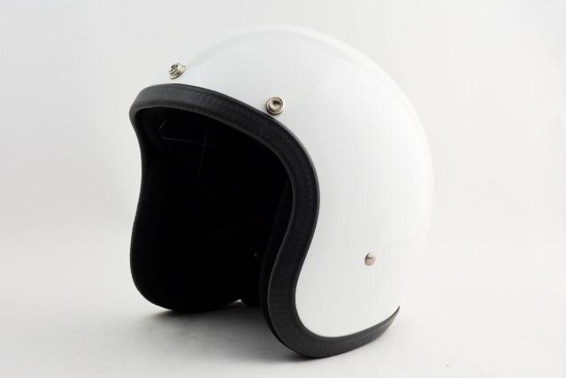 (送料無料)BICYCLE HELMET・HORIZONオリジナル/MINI JETホワイト(検索ワード)アメリカン・USA・ホライズンヘルメット・軽量・軽い・ミニジェット・スモールジェット・ラチェット式ワンタッチバックル・FRP製