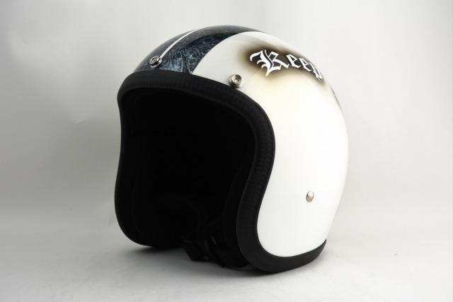 BICYCLE HELMET・HORIZONオリジナル/MINI JET/omjstarhmb01検索用ワード(ビンテージヘルメット、軽量、ハーレー、アメリカン、ストリート、ペイントヘルメット、キャンディー、ハンドメイド、エアブラシ、手塗り、カスタムぺイントおしゃれヘルメットノベルティー)