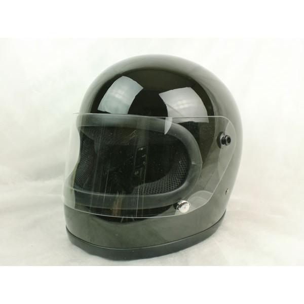 (ビンテージヘルメット、軽量、ハーレー、アメリカン、ストリート、ペイントヘルメット、キャンディー、ハンドメイド、エアブラシ、手塗り、カスタムぺイントおしゃれヘルメットノベルティー) MINI JET/ skull head black/ オリジナル/ 検索用ワード PSC/