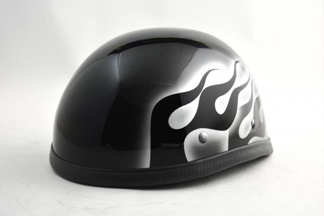 BICYCLE HELMET/EAGLE HALF HELMET/ohe00wfsimイーグルハーフヘルメット/カスタムペイント(検索ワード)マーブライザーキャンディーハーレーデザインペイントラップ塗装装飾用ダックテールアウトローアメリカンUSAノベルティーバイクバイカー半ヘル