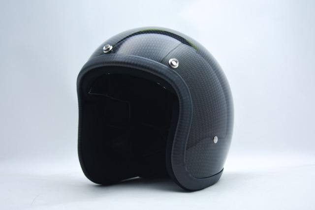 (送料無料)BICYCLE HELMET・HORIZONオリジナル/MINI JET/カーボン(検索ワード)アメリカン・USA・ホライズンヘルメット・軽量・軽い・ミニジェット・スモールジェット・ラチェット式ワンタッチバックル・FRP製