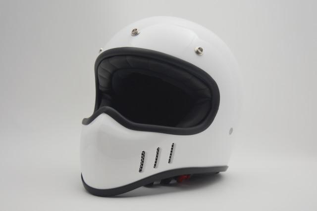 送料無料/HORIZON MX-H2/ホワイト/ホライズンオリジナルビンテージオフロードフルフェイス(検索ワード)BELL MOTO3/SIMPSON M50/SHOEI EX-ZERO/ブラスター/ハーレーヘルメット/アメリカン/スポーツスター/ストリート/SR