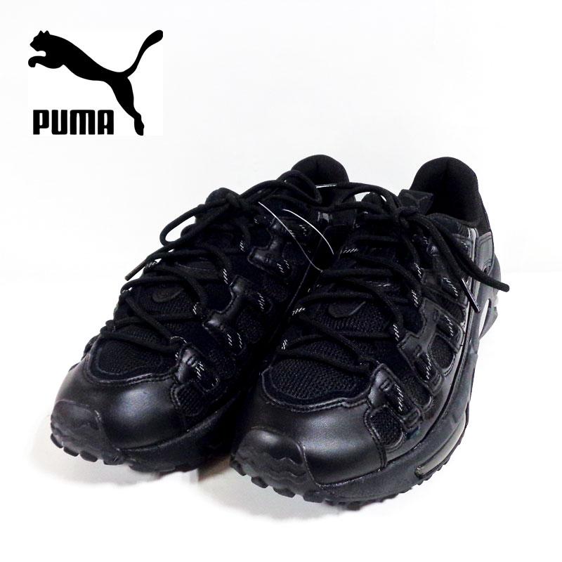 PUMA プーマ CELL ENDURA REFLECTIVE 369665-01 BLACK