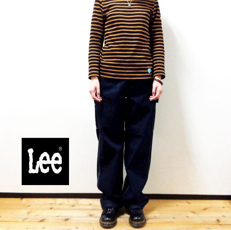 Lee(リー)DUNGAREES DENIM PAINTER PANTSダンガリー デニム ペインター パンツ (LM7288-204)