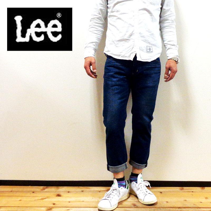 ●Lee (リー)Lee RIDERS リー ライダース クロップド(LM4122-446)