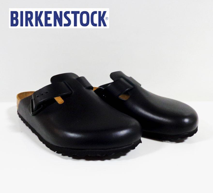 【国内正規品】BIRKENSTOCK ビルケンシュトック BOSTON GC060191/BK ブラック