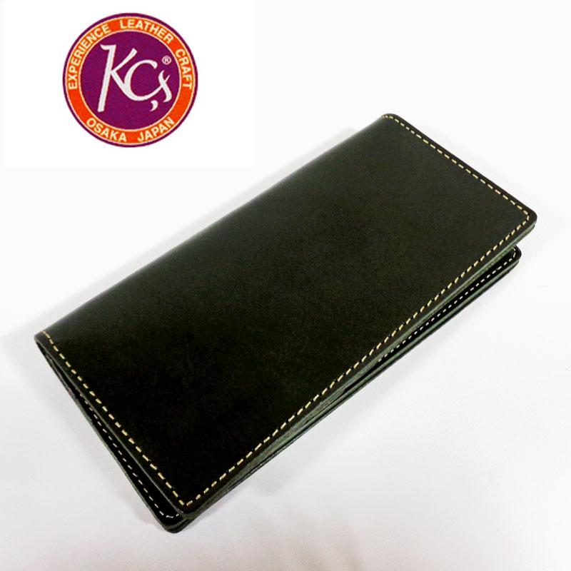 【送料無料】 KC,s ケイシイズ :ウォレット ベーシック ロング ブォーノアニリン KIW527